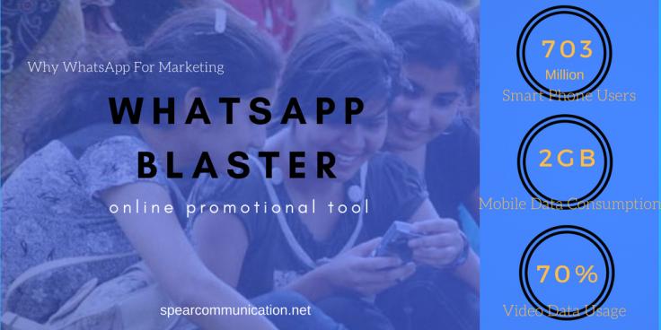 WhatsApp-Blaster-Spear-communication